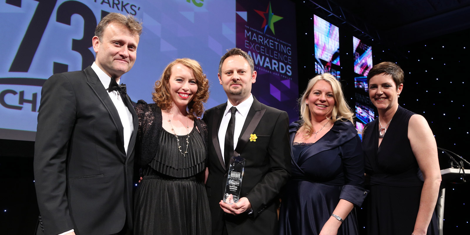 LGT win Chartered Institute of Marketing Excellence award